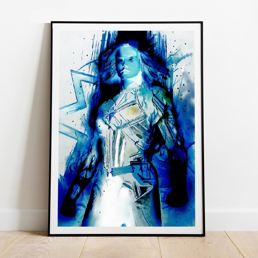 Brie Larson by Diwankar